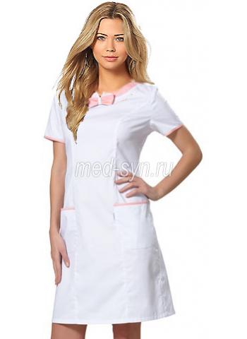 модное медицинское платье