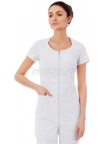 медицинский халат №5 нажмите чтобы увеличить
