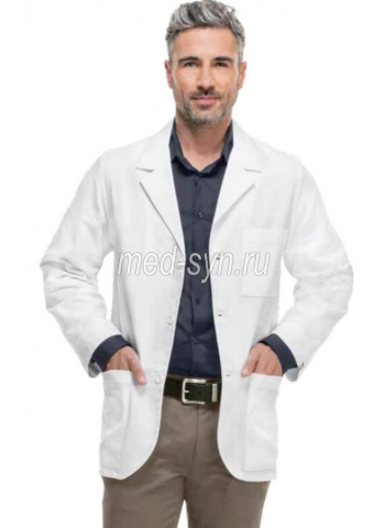 медицинский халат-пиджак мужской