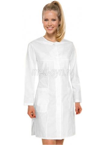 медицинский халат №7 белый
