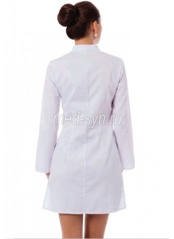 медицинский халат Doctor Big 203 белый