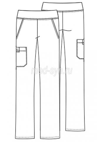cherokee  pants 2004 royv