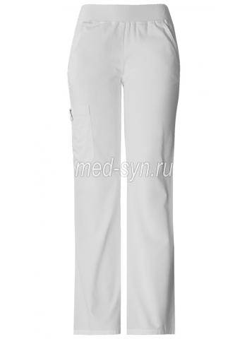 Медицинский костюм женский купить, мед брюки белые