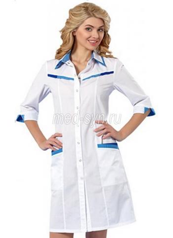 медицинский халат №6