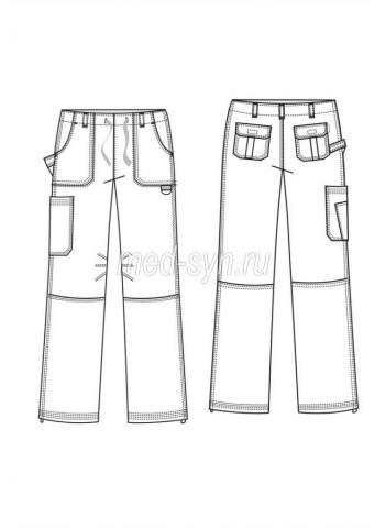 koi pants 701 -48