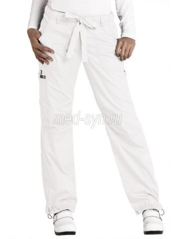 Медицинский костюм белого цвета