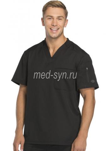 черный хирургический топ