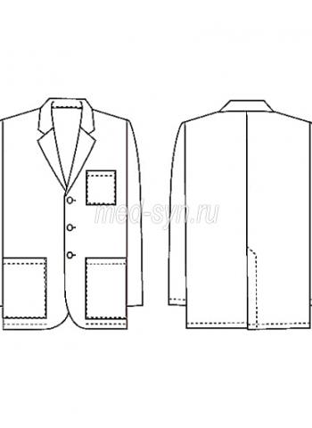 cherokee jacket 1389