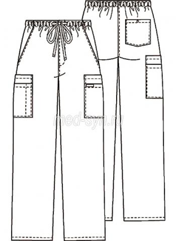 cherokee pants 4000 pwtw