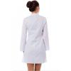 медицинский халат белый 800 рублей