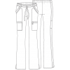 cherokee  pants 21100 whtv