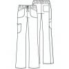 cherokee pants 4002 ciew