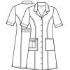cherokee платье-халат 4508 синий