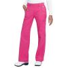 медицинские брюки KOI розовые
