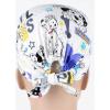 Медицинские шапочки с рисунком купить
