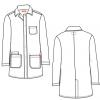 orange labcoat G3402