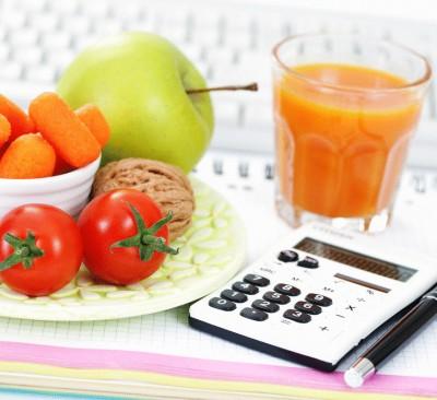 расчет калорий для похудения на 10 ru
