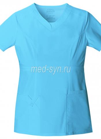 Медицинские костюмы молодежные, медицинский  топ CHEROKEE 24703 TRQW
