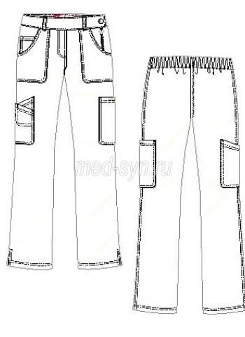 koi pants 709 -58
