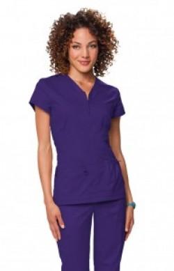 медицинский костюм фиолетовый