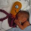 Осьминог для недоношенных детей