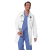 orange labcoat G3402
